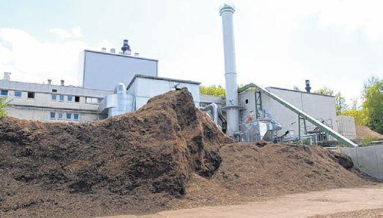 Biomasseheizkraftwerk sulzbach rosenberg